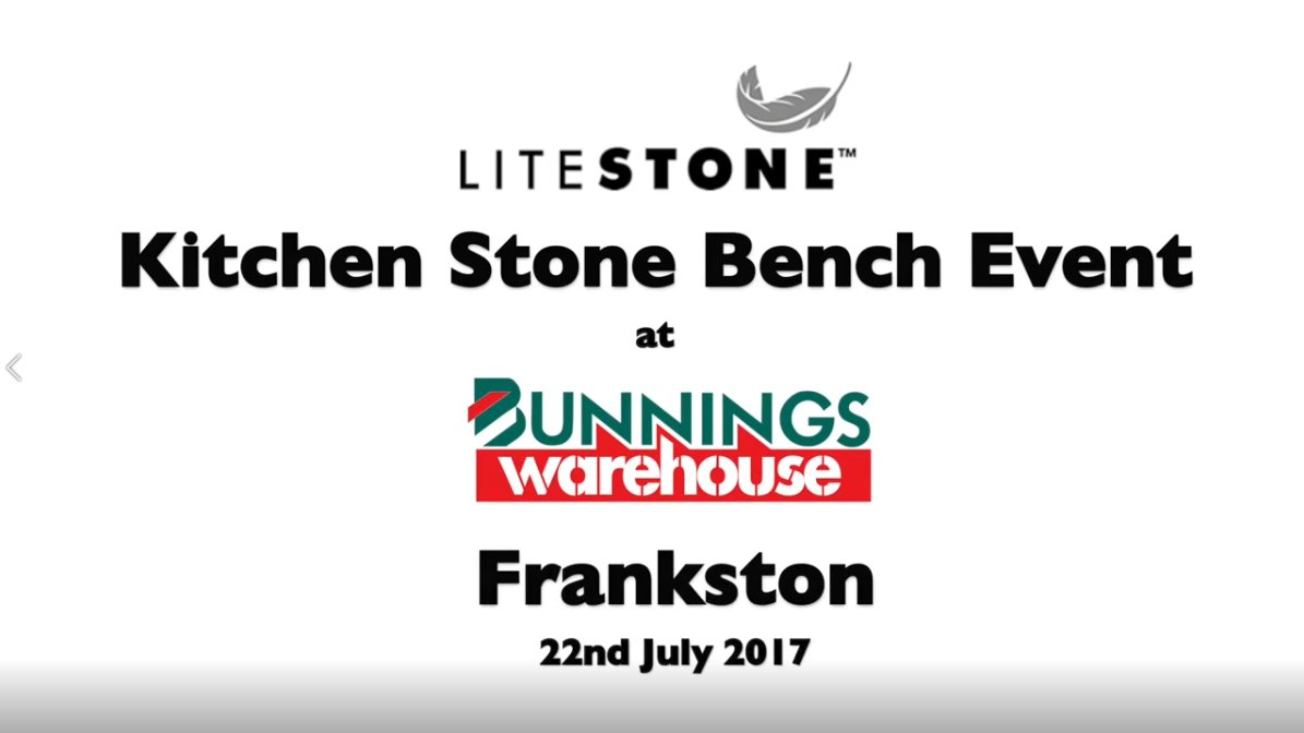 Video – What can be done with LITESTONE™ | LITESTONE