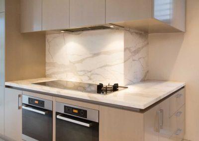 Litestone Kitchen Benchtop and Splashback 01