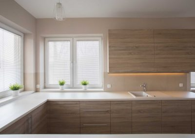 Simple-Kitchen-With-Wooden
