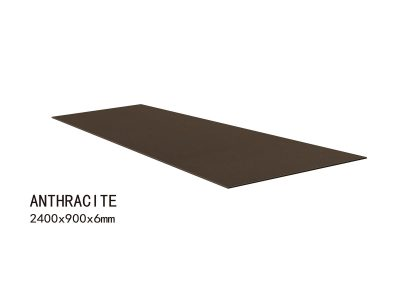 ANTHRACITE 2400X900X6mm 2