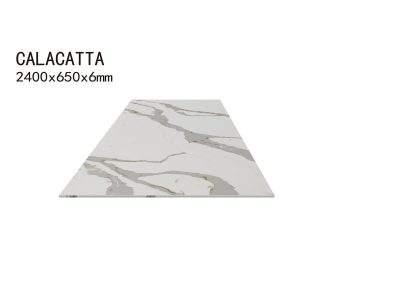 CALACATTA -2400x650x6mm+3