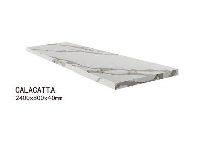 CALACATTA -2400x800x40mm+2