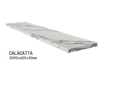 CALACATTA -3000x600x40mm+2