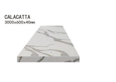 CALACATTA -3000x600x40mm+3