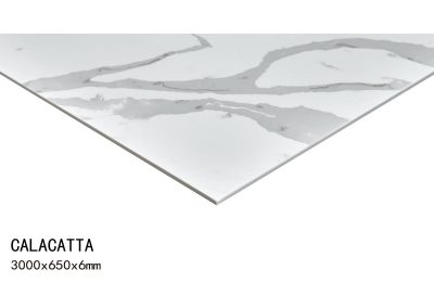CALACATTA -3000x650x6mm+1