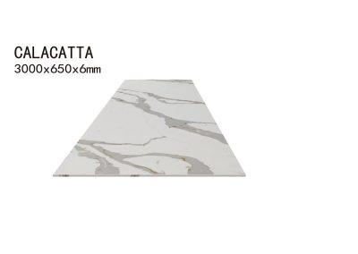 CALACATTA -3000x650x6mm+3