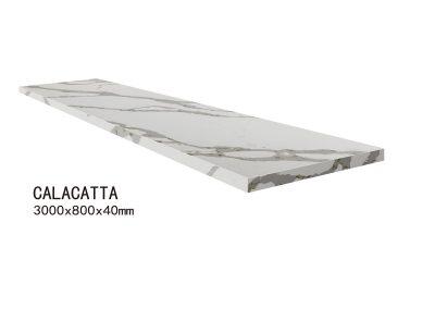 CALACATTA -3000x800x40mm+2