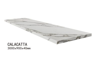 CALACATTA -3000x900x40mm+2