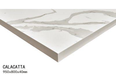 CALACATTA -950X800X40mm