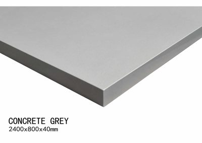 CONCRETE GREY -2400X800X40mm 0