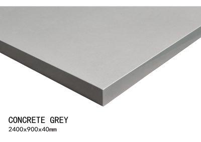 CONCRETE GREY 2400X900X40mm 0