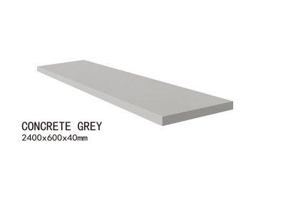 CONCRETE GREY-2400x600x40mm+2