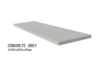 CONCRETE GREY-2400x800x40mm+2