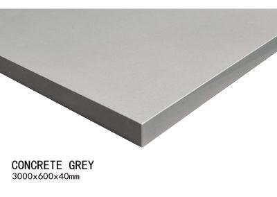 CONCRETE GREY 3000X600X40mm 0