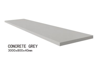 CONCRETE GREY-3000x800x40mm+2