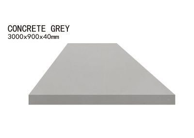 CONCRETE GREY-3000x900x40mm+3