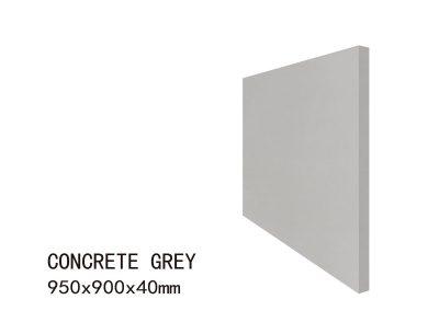 CONCRETE GREY-950x900x40mm 4
