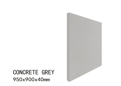 CONCRETE GREY-950x900x40mm 5
