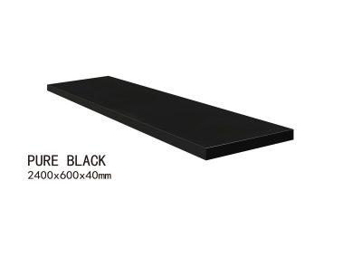 PURE BLACK-2400x600x40mm+2