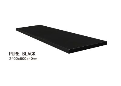 PURE BLACK-2400x800x40mm+2