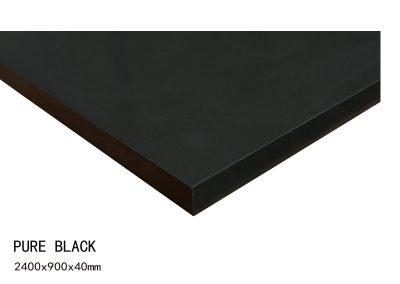 PURE BLACK -2400x900x40mm+1