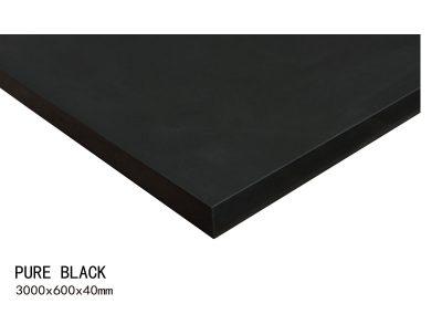 PURE BLACK -3000x600x40mm+1