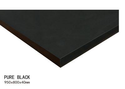 PURE BLACK-950X800X40mm (1)