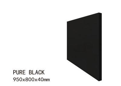 PURE BLACK-950X800X40mm (3)