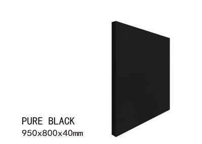 PURE BLACK-950X800X40mm (4)
