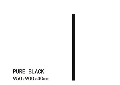 PURE BLACK-950x900x40mm6