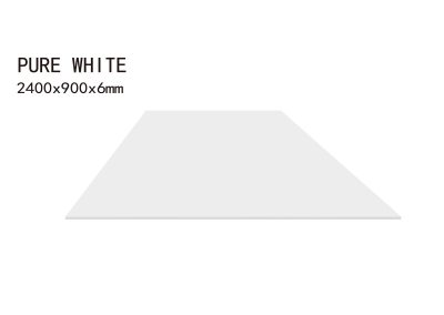 PURE WHITE-2400x900x6mm+3