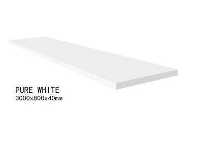 PURE WHITE-3000x800x40mm+2
