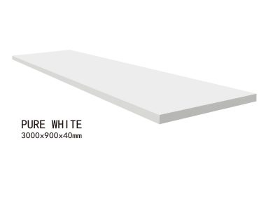 PURE WHITE-3000x900x40mm+2