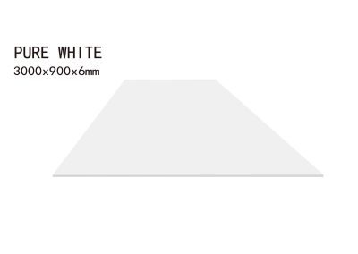 PURE WHITE-3000x900x6mm+3