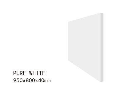 PURE WHITE-950X800X40mm (3)