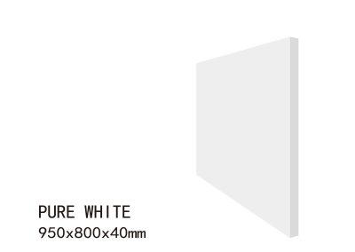 PURE WHITE-950X800X40mm (3)