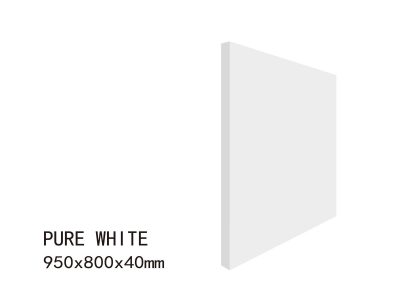 PURE WHITE-950X800X40mm (4)