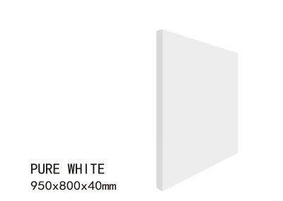 PURE WHITE-950X800X40mm (4)