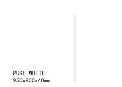 PURE WHITE-950X800X40mm (5)