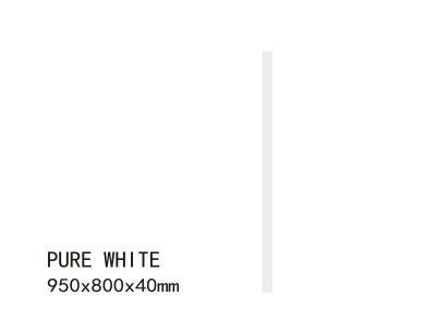 PURE WHITE-950X800X40mm (5)