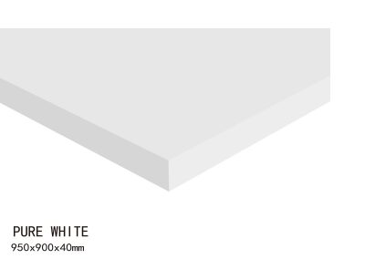 PURE WHITE -950x900x40mm+1