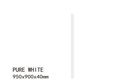 PURE WHITE-950x900x40mm6