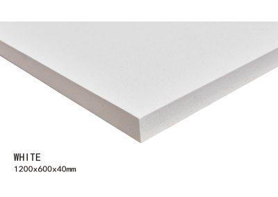 WHITE -1200x600x40mm+1