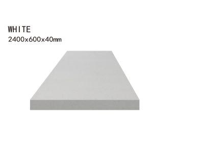 WHITE -2400x600x40mm+3