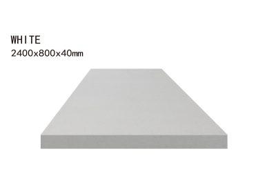 WHITE -2400x800x40mm+3
