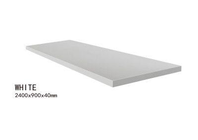 WHITE -2400x900x40mm+2