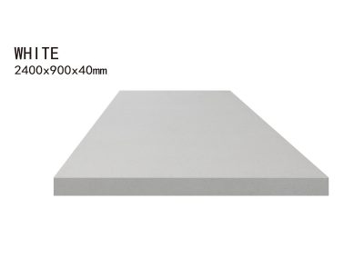 WHITE -2400x900x40mm+3
