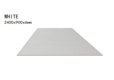 WHITE -2400x900x6mm+3