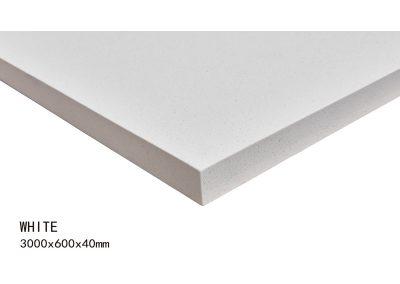 WHITE -3000x600x40mm+1