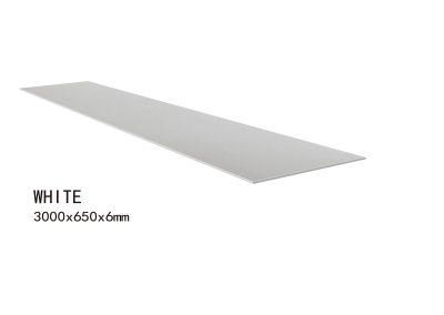 WHITE -3000x650x6mm+2
